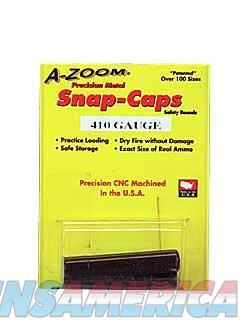 AZOOM SNAP CAPS 410GA 2/PK  Non-Guns > Miscellaneous