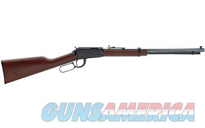 "HENRY LEVER ACTION 22LR 20"" OCT BBL  Guns > Rifles > Henry Rifles - Replica"