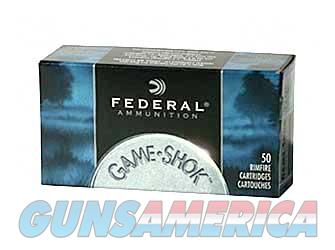 Federal GameShok, 22LR, 40 Grain, Solid, 50 Round Box 710  Non-Guns > Ammunition