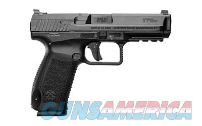 "CANIK TP9SF 9MM 4.46"" 18RD BLACK  Guns > Pistols > Century International Arms - Pistols > Pistols"