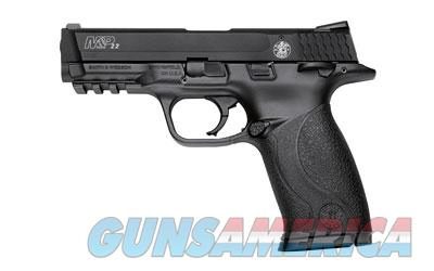 "S&W M&P 22LR 4.1"" BLK 12RD  Guns > Pistols > Smith & Wesson Pistols - Autos > Polymer Frame"