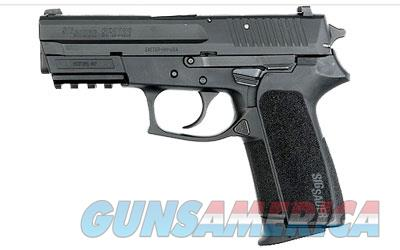 SIG 2022 40SW 12RD BLK FS 2 MAGS  Guns > Pistols > Sig - Sauer/Sigarms Pistols > 2022