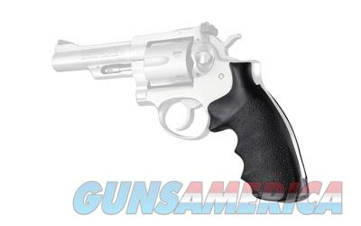 Hogue Grips Grip Rubber, Fits Ruger Security Six, Police Service Six, Black 87000  Non-Guns > Gun Parts > Grips > Other