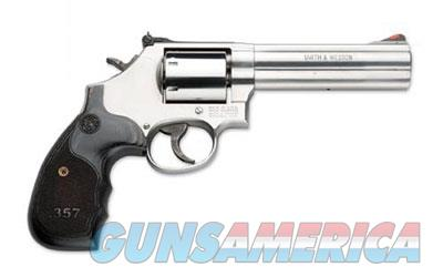 "S&W 686 PLUS DLX 5"" 357MG STS 7RD WD  Guns > Pistols > Smith & Wesson Pistols - Autos > Polymer Frame"