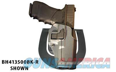 "BLACKHAWK! SERPA Sportster Belt Holster, Fits J Frame 2"" With Barrel, Right Hand, Gray Finish 413520BK-R  Non-Guns > Holsters and Gunleather > Other"