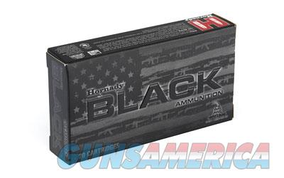 Hornady BLACK, 223 Rem, 62 Grain, Full Metal Jacket, 20 Round Box 80234  Non-Guns > Ammunition