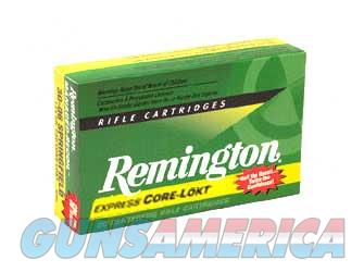 Remington Core Lokt, 22-250, 55 Grain, Pointed Soft Point, 20 Round Box 21311  Non-Guns > Ammunition