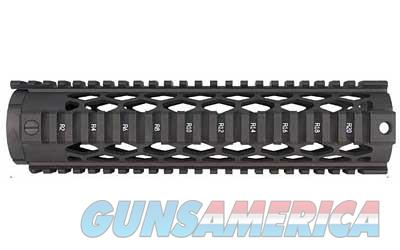 "Yankee Hill Machine Co Diamond Series Forearm. 9.675"", Specter Length, Fits AR-15, Black YHM-9637-DX  Non-Guns > Gun Parts > Misc > Rifles"