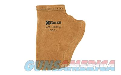 GALCO STOW-N-GO S&W J FR RH NAT  Non-Guns > Holsters and Gunleather > Other