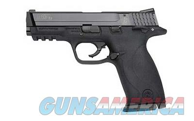 "S&W M&P 22LR 4.1"" BLK 10RD  Guns > Pistols > Smith & Wesson Pistols - Autos > Polymer Frame"