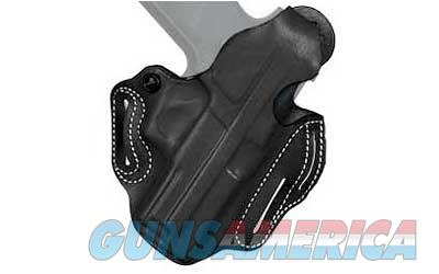 "Desantis Thumb Break Scabbard Belt Holster, Fits 4"" Colt Police Positive, Right Hand, Black 001BA14Z0  Non-Guns > Holsters and Gunleather > Other"