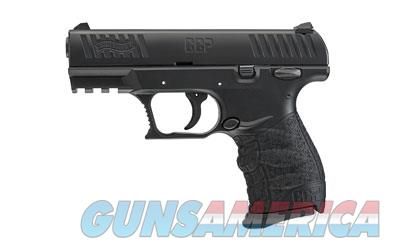 "WAL CCP 9MM 3.54"" BLK 8RD  Guns > Pistols > Walther Pistols > Post WWII > CCP"