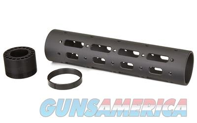 "Nordic Components NC-1 Free Float Handguard, 9.25"" Midlength Handguard Assembly, Includes Barrel Nut and Lock Ring, Compatible with Most AR15-pattern Upper Receivers and Nordic AR22 Stock Kit, Threaded Mounting Points Accommodate Nordic Rail Sections, Not M-LOK Compatible FFT-NC1-MID  Non-Guns > Gun Parts > Stocks > Polymer"