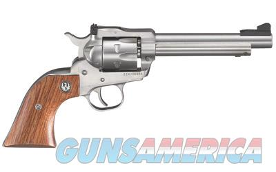 "RUGER SNGL-SIX 22LR/WMR 5.5"" STN WD  Guns > Pistols > Ruger Double Action Revolver > Security Six Type"