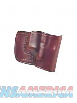 Don Hume JIT Slide Holster, Fits Glock 17/26/33, Right Hand, Brown Leather J976000R  Non-Guns > Holsters and Gunleather > Other
