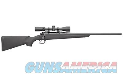 "Remington 783, Bolt Action Rifle, 7MM Rem, 24"" Barrel, Black Finish, Synthetic Stock, 3-9x40MM Scope. Super Cell Recoil Pad, Front and Rear Studs 85848  Guns > Rifles > Remington Rifles - Modern > Bolt Action Non-Model 700 > Sporting"