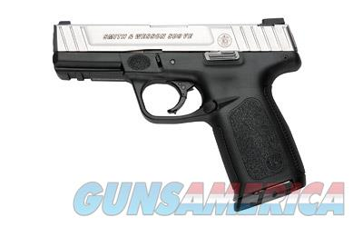 "S&W SD9VE 9MM 16RD 4"" DT FS 2MAGS  Guns > Pistols > Smith & Wesson Pistols - Autos > Polymer Frame"