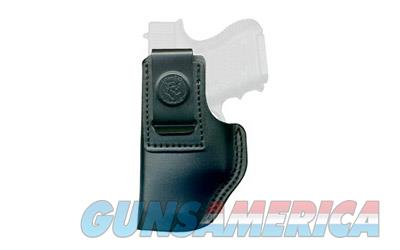 Desantis Insider Inside The Pant Holster, Fits Ruger LCP Kel-Tec P3AT Diamond Back DB380, Left Hand, Black Leather 031BBR7Z0  Non-Guns > Holsters and Gunleather > Other