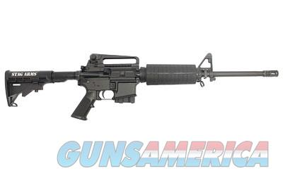 "STAG STAG-15 M1 W/CH 556NATO 16"" 10R  Guns > Rifles > Stag Arms > Complete Rifles"