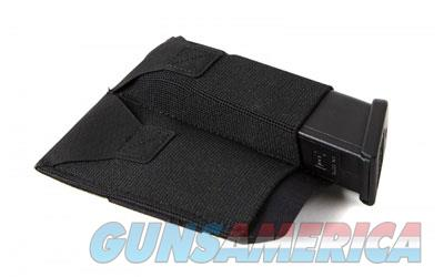 Blue Force Gear Belt Mounted Ten-Speed Double Pistol Magazine Pouch, Adjustable Belt Loop, Black BT-TSP-PISTOL-2-BK  Non-Guns > Holsters and Gunleather > Other