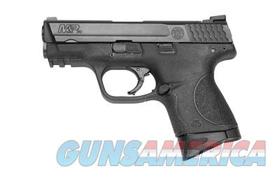 "S&W M&P 9MM 3.5"" BLK 10RD MD  Guns > Pistols > Smith & Wesson Pistols - Autos > Polymer Frame"