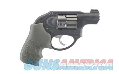 "Ruger LCR .38spl 1.875"" Barrel 5rd Black Finish Night Sights Green Hogue Grips 05428 - Exclusive - New In Box  Guns > Pistols > Ruger Double Action Revolver > LCR"