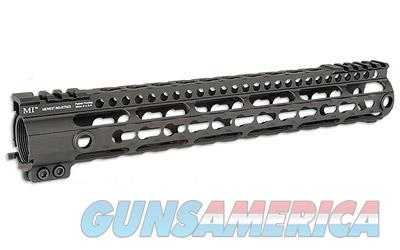 "Midwest Industries Light Weight, Handguard, Fits AR Rifles, 12"", KeyMod, Black Finish MI-LWK12G3  Non-Guns > Gun Parts > Misc > Rifles"