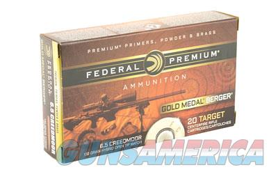 FED GOLD MDL 6.5CREED 130GR BERG 20  Non-Guns > Ammunition