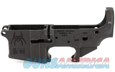 SPIKE'S STRIPPED LOWER (FIRE/SAFE) - FREE SHIPPING - NO CC FEE!  Guns > Rifles > Spikes Tactical Rifles