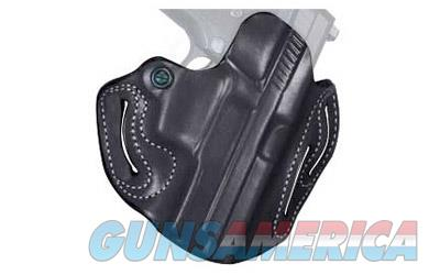 Desantis Speed Scabbard Belt Holster, Fits Glock 19/23/36, Right Hand, Black Leather 002BAB6Z0  Non-Guns > Holsters and Gunleather > Other