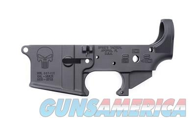 SPIKE'S STRIPPED LOWER(PUNISHER) - FREE SHIPPING - NO CC FEE!  Guns > Rifles > Spikes Tactical Rifles