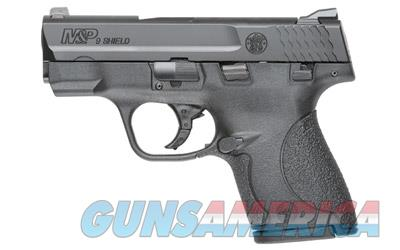 "S&W SHIELD 9MM 3.1"" BLK 7&8RD MASS  Guns > Pistols > Smith & Wesson Pistols - Autos > Shield"