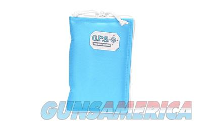G-OUTDRS GPS PISTOL SLEEVE MED BLUE  Non-Guns > Miscellaneous