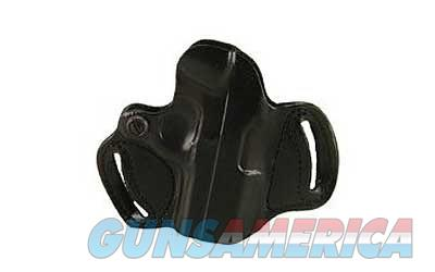 Desantis Mini Slide Belt Holster, Fits Glock 43, Left Hand, Black Leather 086BB8BZ0  Non-Guns > Holsters and Gunleather > Other