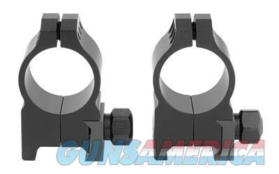 "WARNE TACTICAL 1"" HI MATTE RINGS  Non-Guns > Scopes/Mounts/Rings & Optics > Mounts > Other"