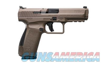 "CANIK TP9SF 9MM 4.46"" 18RD DSRT TAN  Guns > Pistols > Century International Arms - Pistols > Pistols"