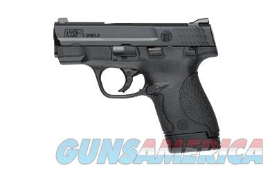 "S&W SHIELD 9MM 3.1"" BLK 7&8RD TS  Guns > Pistols > Smith & Wesson Pistols - Autos > Shield"