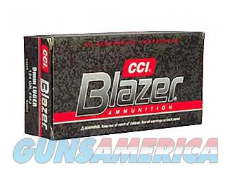 CCI/Speer Blazer  9MM  124 Grain  Full Metal Jacket  50 Round Box 3578 - $9 Flat Rate Shipping on ANY Size Order  Non-Guns > Ammunition