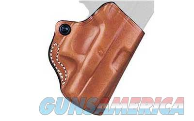 Desantis Mini Scabbard Belt Holster, Fits S&W M&P Shield 9/40 with Lasermax, Right Hand, Tan 019TAG9Z0  Non-Guns > Holsters and Gunleather > Other