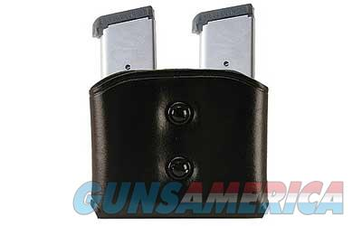 Galco DMC Pouch, Fits Single Stack Magazines, Ambidextrous, Black Leather DMC26B  Non-Guns > Holsters and Gunleather > Other