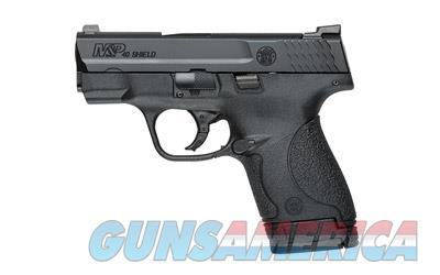 S&W SHIELD 40SW BLK 6&7RD NS  Guns > Pistols > Smith & Wesson Pistols - Autos > Shield