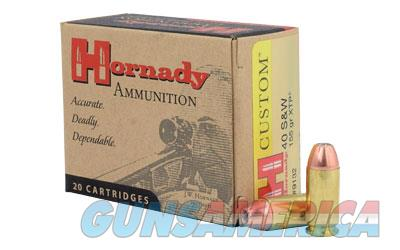 Hornady Self Defense, 40S&W, 155 Grain, XTP, 20 Round Box 9132  Non-Guns > Ammunition