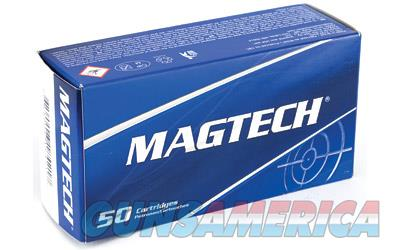 Magtech Sport Shooting, 357MAG, 125 Grain, Full Metal Jacket, 50 Round Box 357Q  Non-Guns > Ammunition