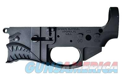 SPIKE'S HELLBREAKER BILLET LOWER  Guns > Rifles > Spikes Tactical Rifles