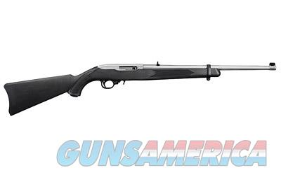 "RUGER 10/22 CARB 22LR 18.5"" STN 10RD  Guns > Rifles > Ruger Rifles > 10-22"
