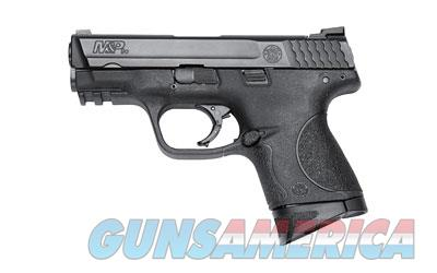 "S&W M&P 9MM 3.5"" BLK 12RD  Guns > Pistols > Smith & Wesson Pistols - Autos > Polymer Frame"