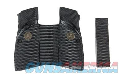 Pachmayr Grip Signature, Fits Browning Hi-Power with Blackstrap, Black 2420  Non-Guns > Gun Parts > Grips > Other