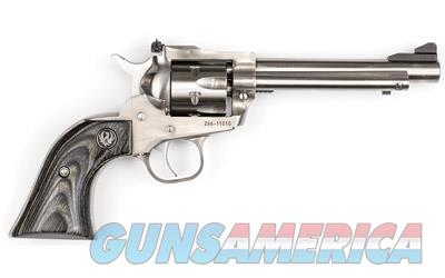 "RUGER SNGL-SIX 22LR/WMR 5.5"" STN LAM  Guns > Pistols > Ruger Double Action Revolver > Security Six Type"