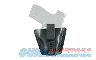Desantis Versa-Tuk Inside the Pants Holster, Fits Most Medium & Large Auto Pistols, Ambidextrous, Black Leather 140LJG2Z0  Non-Guns > Holsters and Gunleather > Other
