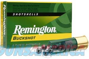 "Remington Express, 12 Gauge, 2.75"", 1 Buck, Buckshot, 16 Pellets, 5 Round Box 20624  Non-Guns > Ammunition"